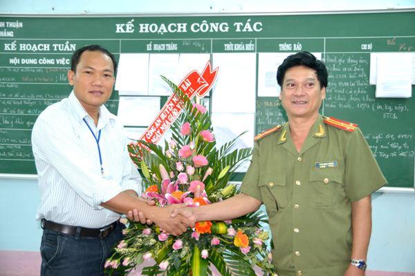 Những hình ảnh ấn tượng về Lễ kỷ niệm 32 năm ngày Nhà giáo Việt Nam 20/11/2014