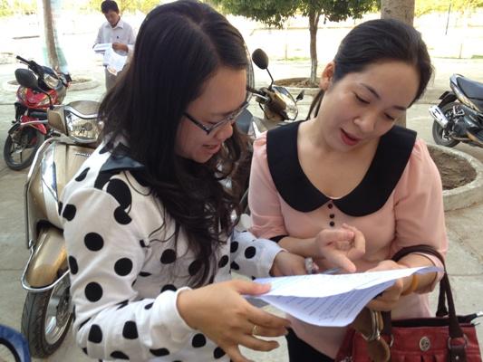 Yêu cầu soạn dạy học theo chủ đề tích hợp, liên môn kèm sản phẩm đạt giải Ba cấp tỉnh, giải Nhì cấp QG 2016
