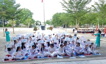 Trường THPT Tôn Đức Thắng (Ninh Thuận): Phấn đấu đạt chuẩn Quốc gia vào năm 2019