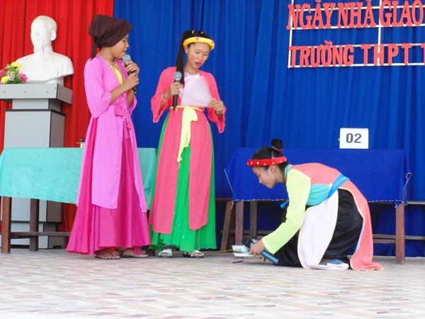 Kế hoạch tổ chức các hoạt động Mừng Đảng Mừng Xuân 2015 của Đoàn trường THPT Tôn Đức Thắng (điều chỉnh thời gian tổ chức)