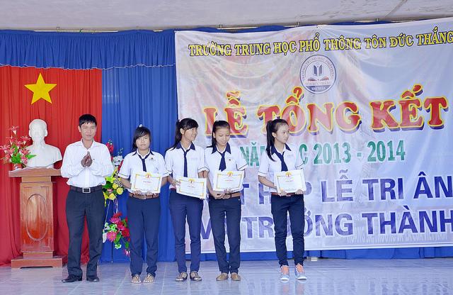 Danh sách học sinh dự thi HSG cấp tỉnh năm học 2016-2017